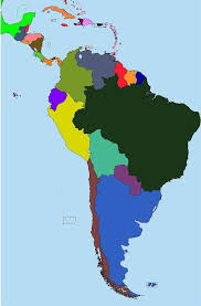Political Map Of South America by South America U0027s Political Map By Someone1fy On Deviantart