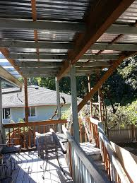 Patio Cover Repair by Unique Home Services Project Gallery