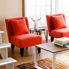 Orange Accent Chair Charming Accent Chairs For Living Room Clearance Bedroom Ideas