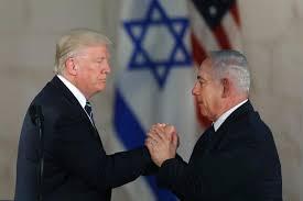 donald trump israel in jerusalem donald trump calls for israel palestine peace skirts