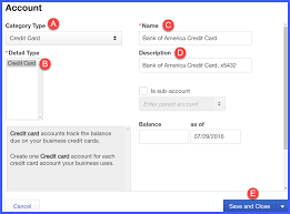 how to import credit card transactions into quickbooks online