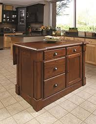 home styles 5520 94 aspen kitchen island rustic