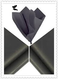 where to buy black tissue paper luxury sheets acid free black tissue paper gift packaging black