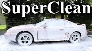 how to clean your car best clean possible