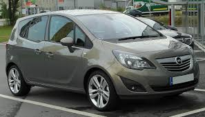 green opal car opel meriva wikipedia