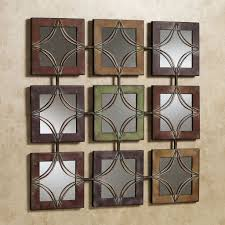 chic four panel wall mirror living room mirror wall 3 panel wall wonderful window pane mirror wall art full image for multi panel wall mirror full size