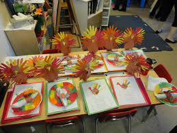 milton christian school thanksgiving crafts kindergarten tierra