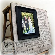wedding gift ideas for parents wedding gifts for parents parent wedding gift personalized picture