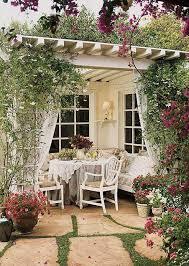 Cottage Backyard Ideas Cozy Cottage Patio Garden And Backyard Pinterest Cottage