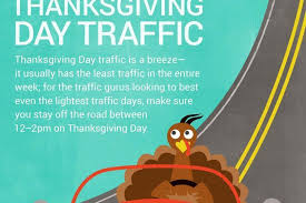 thanksgiving traffic 2014 maps offers travel tips to beat