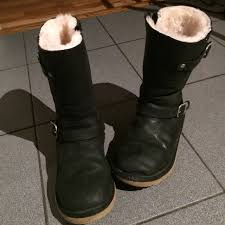 ugg australia kensington sale 75 ugg boots black leather ugg boots kensington y3 from