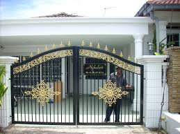 Bungalow House Design Steel Main Gates Design Together With Modern Bungalow House Designs