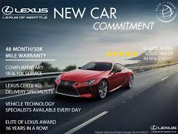 lexus manufacturer warranty view used lexus inventory lexus sales near ballard wa