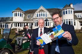 how did the scottish men plait and club their hair blairgowrie golf club rosemount lansdowne perth perthshire