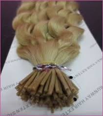 micro bead hair extensions stick tip curl hair extensions