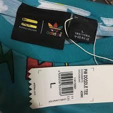Baju Adidas Ori last stock baju adidas pharrell williams copy ori dari china size l