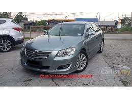 2007 toyota camry kits toyota camry 2007 v 2 4 in selangor automatic sedan grey for rm