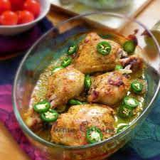 recette de cuisine antillaise facile poulet curry au four poulet fricassée de poulet