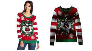 ugly christmas sweater with lights top 10 best light up ugly christmas sweaters 2017 heavy com