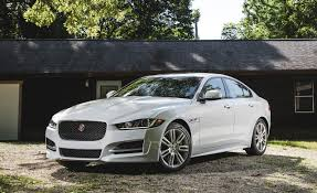 jaguar 2017 jaguar xe 20d awd tested u2013 review u2013 car and driver
