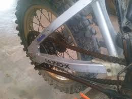 1981 yz125 build old moto motocross forums message
