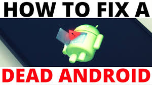 android symbol meanings how to fix the dead android and triangle error symbol