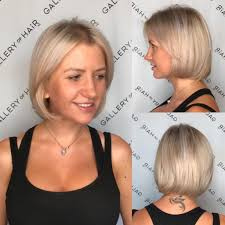 classic blond hair photos with low lights women s platinum classic bob with ash blonde lowlights short hairstyle