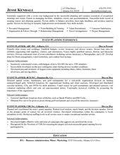 this is a professional format remember that your resume should be