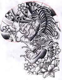 12oct2011 inspired tiger half sleeve design flickr