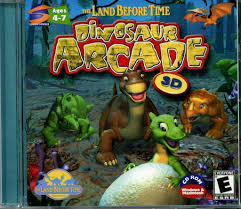 109 11993 the land before time dinosaur arcade 3d video game