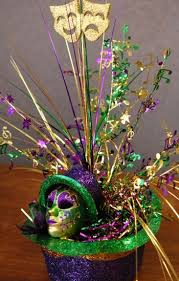 mardi gras decorations ideas mardi gras decorating ideas and easy party centerpieces