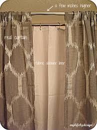 unique double shower curtain ideas rod eclecticshowercurtainrods