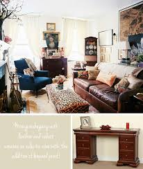 vanity table for living room the eclectic style for home inspiration by kimberly duran the oak