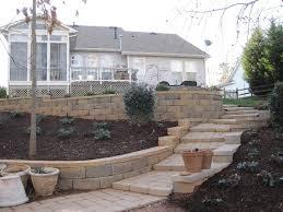 City Backyard Sloping Backyard Solutions For Salt Lake U0026 Park City Mountain