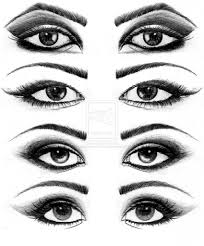 simple eye sketch how to draw an eye in pencil step step eyes