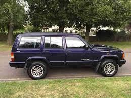 purple jeep cherokee jeep 1999 cherokee orvis auto mauve purple car for sale