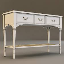 Laura Ashley Furniture by 3d Model Laura Ashley Console Table 2 Cgtrader
