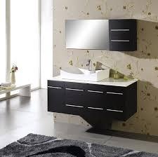 Black Bathroom Vanity Set Bathroom Decoration Using Mount Wall Black Wood Bathroom Vanity