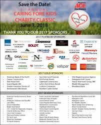 ace hardware annual report 5th annual caring fore kids burggraf s ace hardware grand rapids mn