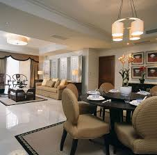 living room u0026 dining room design photo of good living room combo