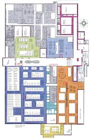 Public Library Floor Plan by Mcallen Public Library Main