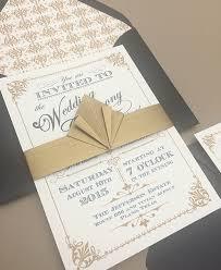 vintage style wedding invitations freebie ornate vintage deco style print