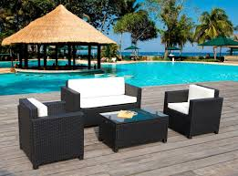 plastic outdoor patio furniture out door set round materials