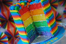 birthday party ideas blog rainbow party