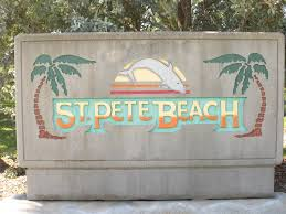 Map St Petersburg Florida st pete beach florida real estate listings