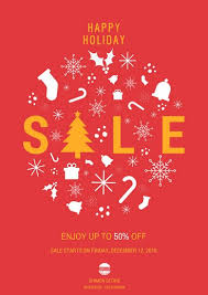 holiday poster templates canva