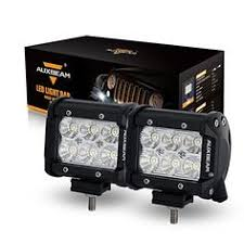 Led Work Light Bar by Led Light Bar Northpole Light 2x 18w Flood Work Light Strip Jeep