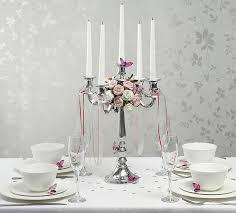 wedding candelabra beautiful wedding centrepiece ideas silver candelabra