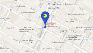 Ohio Google Maps by Google Maps Easter Egg Sets Pac Man Loose On City Streets Techcrunch