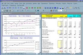 Profit And Loss Excel Template Free 100 Excel Profit Loss Template Screen Business Plan
